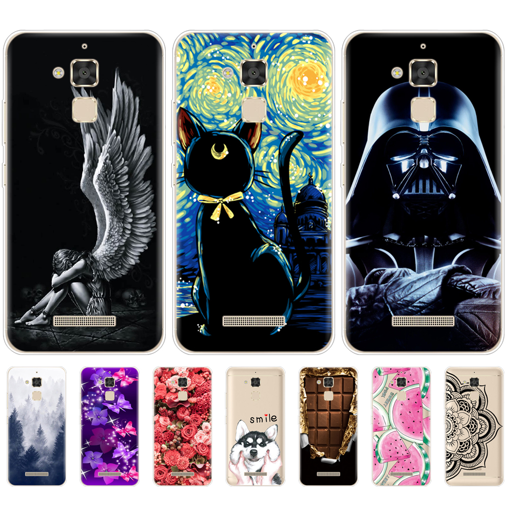 For <font><b>ASUS</b></font> Zenfone 3 MAX <font><b>ZC520TL</b></font> <font><b>Case</b></font> Cover 5.2
