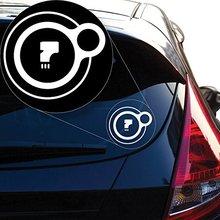Destiny Dead Orbit Vinyl Decal Sticker for Car Window Laptop Room (5.5 inches (Black)
