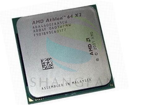AMD Athlon 64 X2 4600+ 2.4 GHz Dual-Core CPU Processor ADA4600DAA5BV ADA4600IAA5CU  ADO4600IAA5CS Socket 939