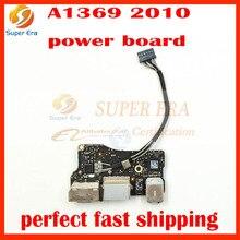 820-2861-A DC in I/O jack board power board Audio jack for Apple MacBook Air 13″ A1369 Late 2010 MC503 MC504 EMC 2392