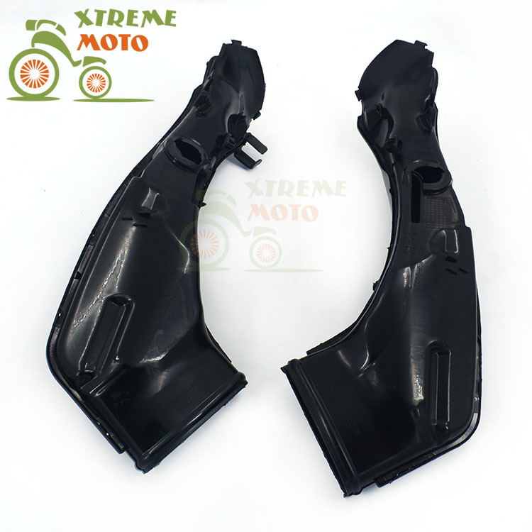 Motorcycle Air Intake Tube Duct Cover Fairing For HONDA CBR1000RR 2012-2013 2012 2013 12 13 arashi motorcycle radiator grille protective cover grill guard protector for 2008 2009 2010 2011 honda cbr1000rr cbr 1000 rr
