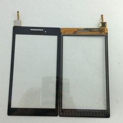 7 cal dla Lenovo Tab 2 A7 10 A7 10F A7 20 A7 20 A7 20F A7 10 ekran dotykowy wymiana szkło digitizer w Ekrany LCD i panele do tabletów od Komputer i biuro na