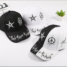 8c50f012bd7 Korean Bts Jimin Bingbang Baseball Cap Hip Hop Streetwear Rapper Daft Punk  Graffiti Printing Casual Adjustable Sport Dad Hat Cap
