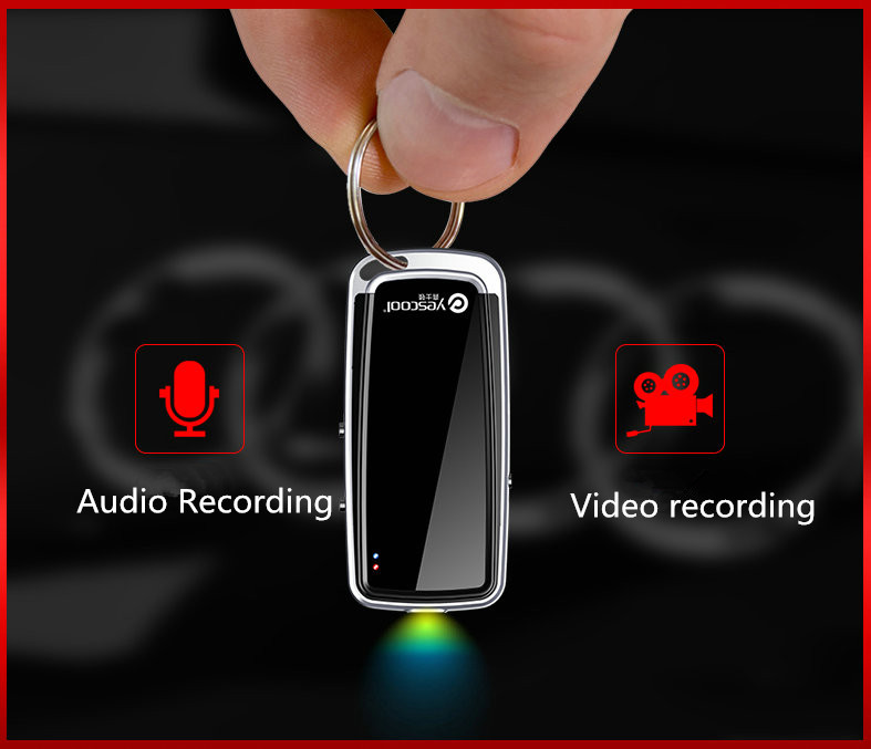 Yescool A30 mini cámara profesional HD 3