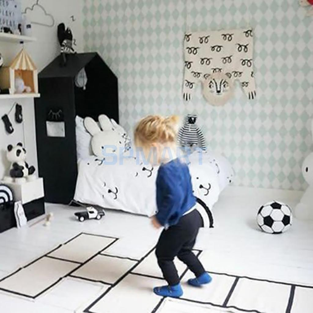Kids Baby Infant Game Play Mat Gym Mat Puzzle Activity Placemat Toy Pad Rug, Get Greative and Interactive