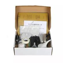 Kit de réparation des rayures des phares de voiture, restauration des phares, polissage des véhicules, couche hydrophobe chimique