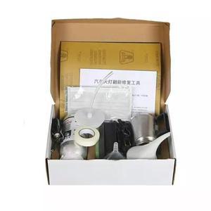 Image 1 - Kit de réparation des rayures des phares de voiture, restauration des phares, polissage des véhicules, couche hydrophobe chimique
