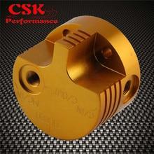 Recirculador fluido de freio de alto desempenho se encaixa para honda civic sti s14 s15 evo ouro