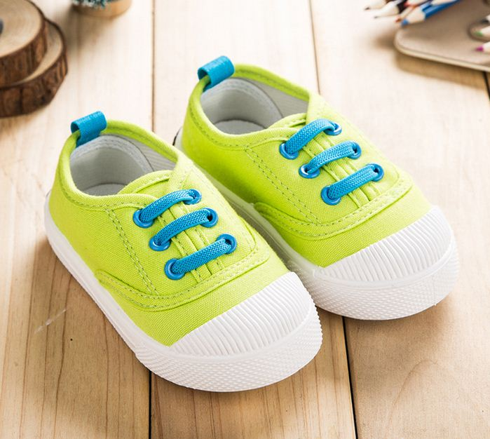 Kids Baby Girls Shoes For Boys Chaussure Enfant Sneaker Casual Shoes Children Breathable Sports Shoes Canvas Cotton Shoes 1-3