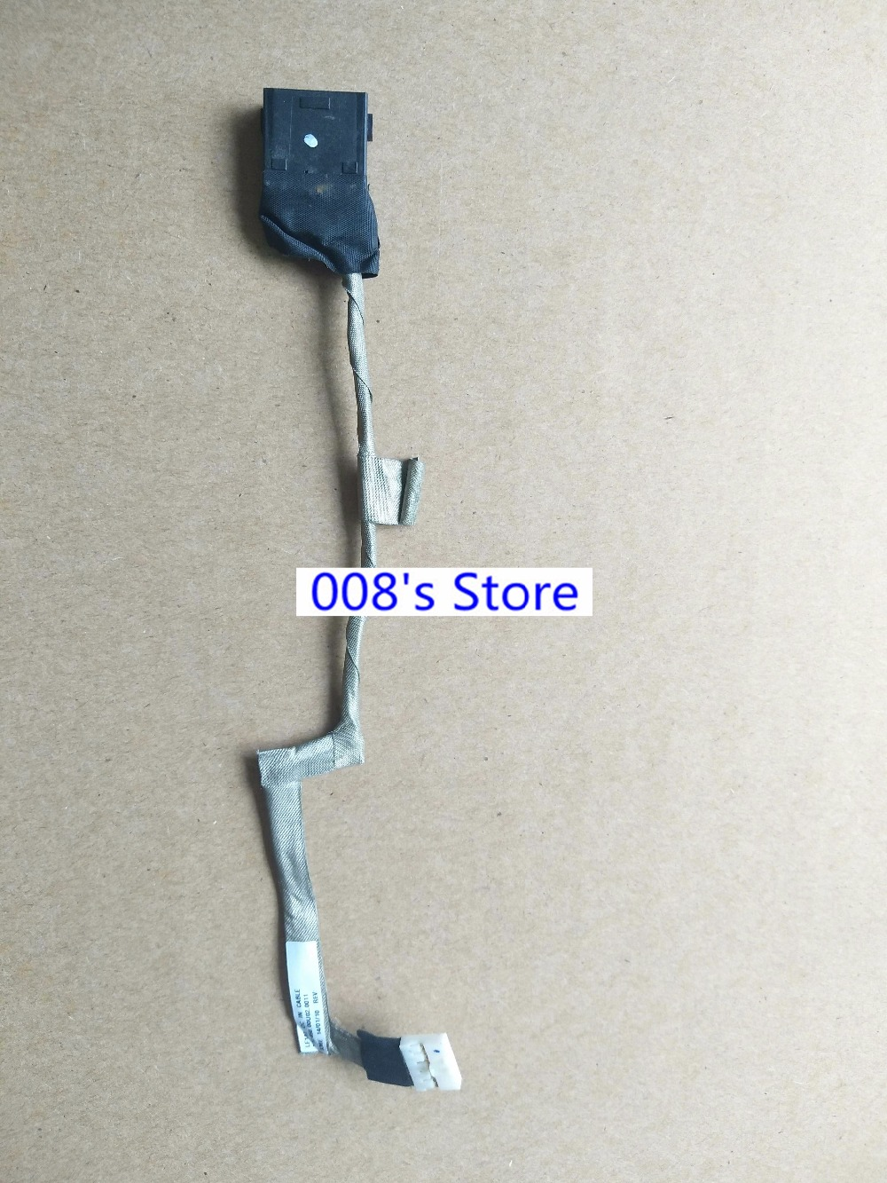New DC-in Power Jack Harness Cable For Lenovo FLEX 2-14 FLEX2-15 Flex 2 15 15D 2-14D F15M 450.00Z07.0001 Charging Socket Flex