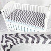 Ücretsiz nakliye Bebek Yatağı Beşik Levha Yatak Örtüsü Muslin Ağacı Taç Ev Tekstili Çarşaf Koruyucu beşik levha yatak Kapakları