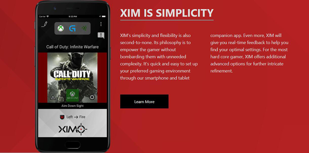 XIM APEX Highest Precision Mouse and Keyboard Adapter Conventer for Xbox  One/ Xbox 360 /PS4 / PS3/PS4 Pro/PS4 Slim/Xbox One S/X