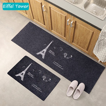 Tower Mat Doormat Non-Slip Kitchen Carpet/Bath Home Entrance Floor Hallway Area Rugs