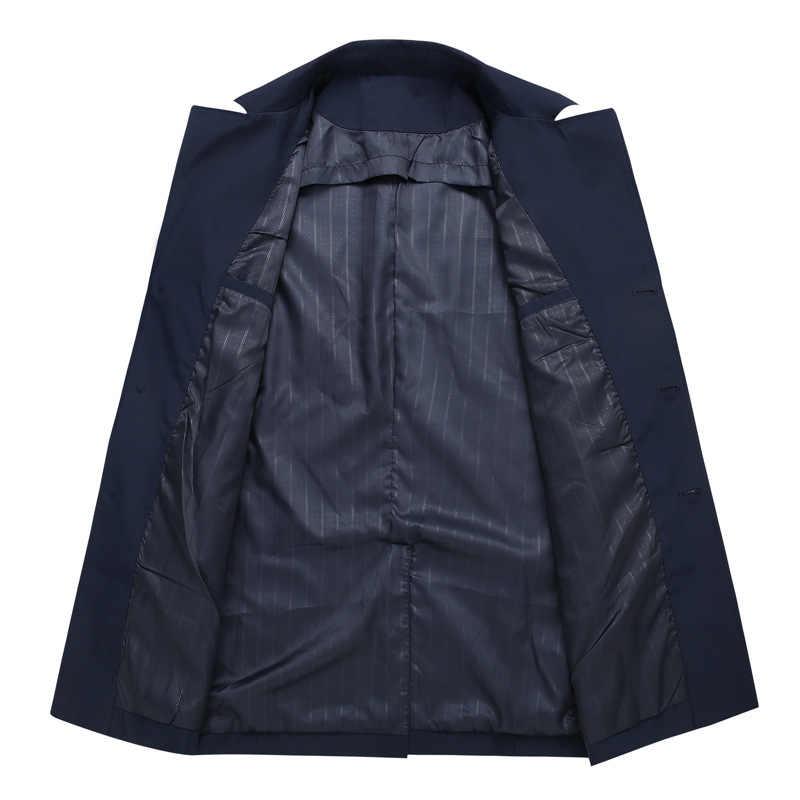 Seanmase של אביב סתיו מעילי גברים מקרית של גברים באיכות גבוהה מעיל גשם דק masculino casaco מעילי מעיל גבר JF186