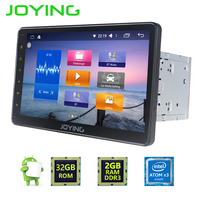 Joying 2GB Big Touch Screen 10 2 Din Android 5 1 Car Radio Stereo HU Steering