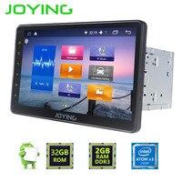 Joying 2GB Big Touch Screen 10 2 Din Android 5 1 Car Radio Stereo HU Steering
