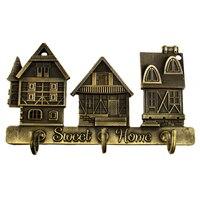 독점 디자인 새로운 큰 집 걸이 후크 데일리 작은 후크 새로운 금속 후크 Size15.5 * 10*4 센치메터 휴일 선물