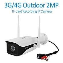 Doerguin 3g 4G 1080 P открытый отел и сельское хозяйство Всепогодный ИК ip-камера со встроенным TF слот для карт Поддержка 128 ГБ памяти Макс