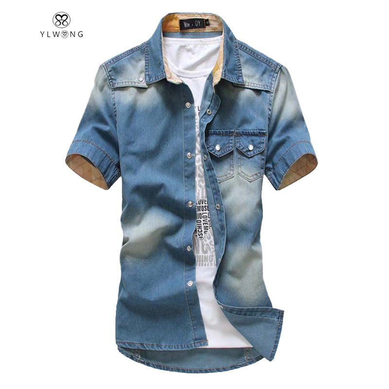 Mens No Collar Dress Shirts