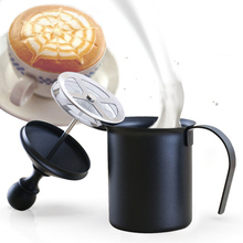 Non-stick Coating French Press Coffee Pot Teapot Teflon Stainless Steel