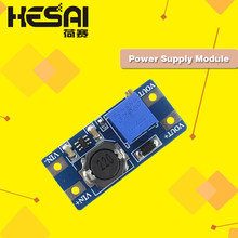 MT3608 DC-DC Step Up Converter Booster Power Supply Module Boost Step-up Board MAX output 28V 2A for arduino(China)