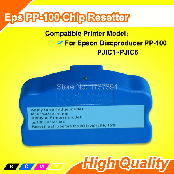 High Quality For Epson PP50 Chip Resetter Reset Cartridge Chip кофемолка lumme lu 2602 blue topaz