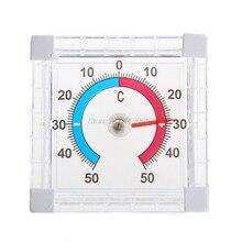 טמפרטורת מדחום חלון מקורה חיצוני קיר חממה גן בית