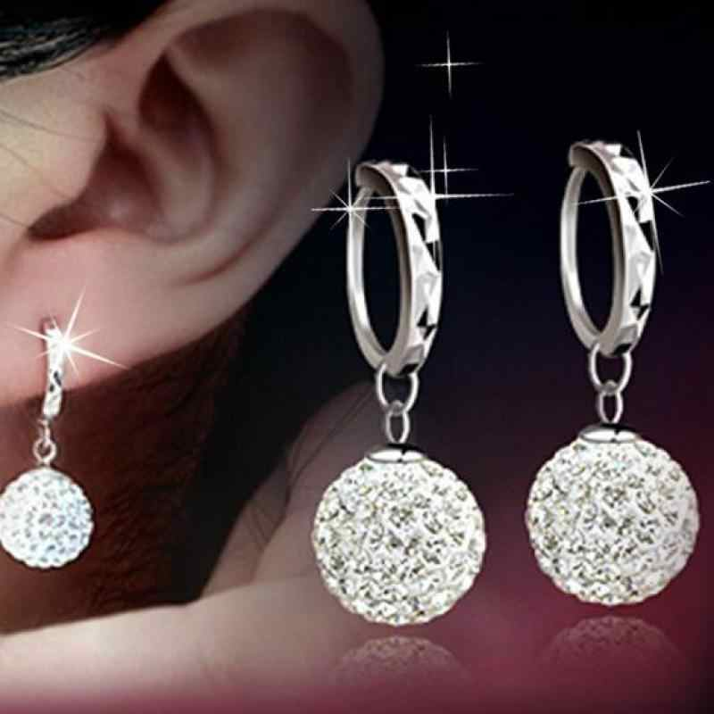 pendientes mujer long earrings for women jewelry brincos orecchini aretes earring brinco drop 2016 earings stainless steel T237