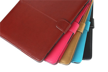 PU leather Notebook Case for MacBook 4