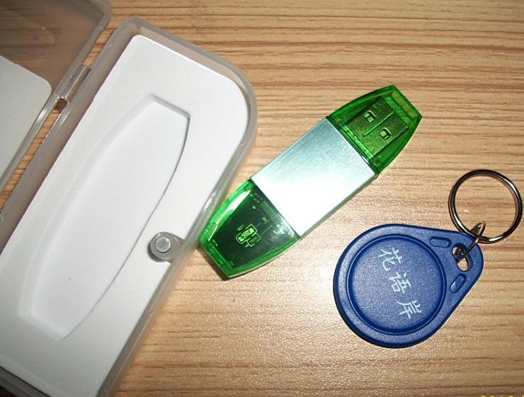 L-Link500H Portable USBKey HF RFID Reader (14443A/15693 Protocol Reader)