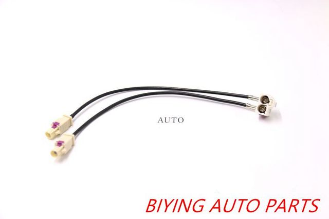 FAKRA Antenna Diversity For VW Radio RCD510 RNS510 RNS 510