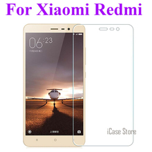 2.5D 0.3mm 9H Premium Tempered Glass for Xiaomi Redmi 2 / Redmi Note 2 Note 3 Pro Mi5 Mi3