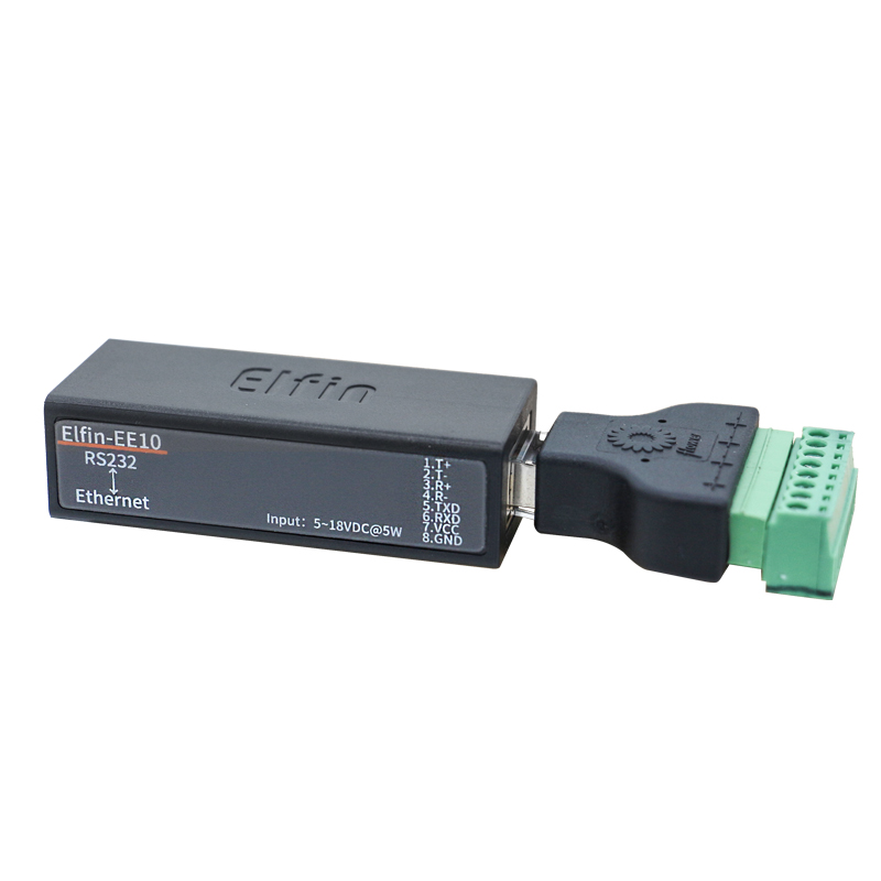 serial port RS232 to Ethernet TCP/IP RJ45 converter with embedded web server ce hf eport pro ep20 pin linux network server port ttl serial to ethernet embedded module dhcp 3 3v tcp ip telnet