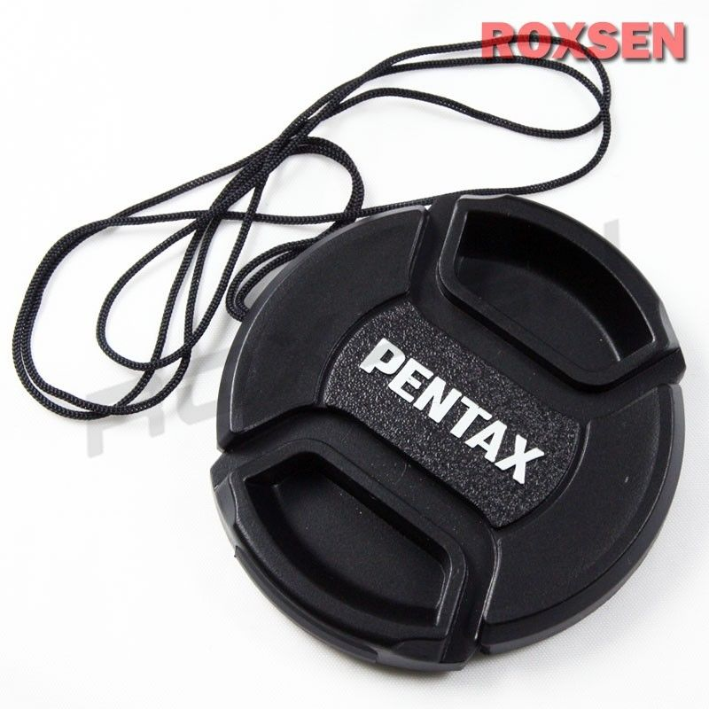 + Lens Cap Holder Lens Cap Side Pinch 67mm Nw Direct Microfiber Cleaning Cloth for Pentax K-S2