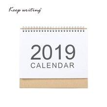 2019 Table Calendar 2018 weekly planner Monthly plan To Do List Desk Calendar Daily Rainlendar Simple style Desktop Calendar