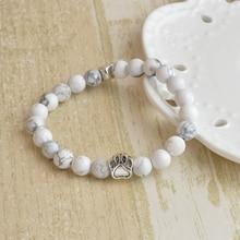 Anitique Charm Stone Bracelets