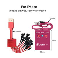 High Quality Power Supply Boot Line for iPhone 7 7 Plus 6S 6 6P Repair Tools Mobile Phones Fast Current Protection Outils