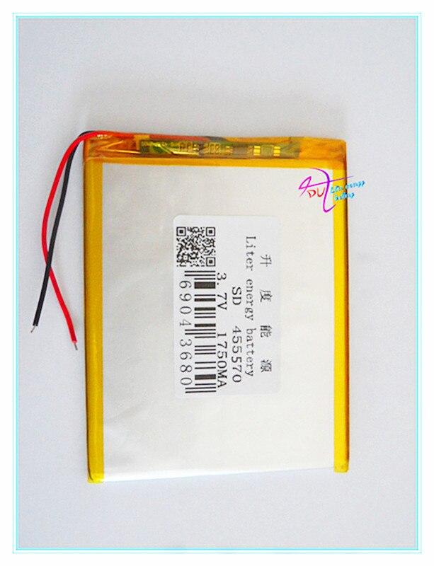 Der GüNstigste Preis Liter Energie Batterie 455570 3,7 V 1750 Mah Aino V6000hda V6000hdv/hdr Serie Hohe Kapazität Lithium-polymer-batterie Waren Jeder Beschreibung Sind VerfüGbar Stromquelle