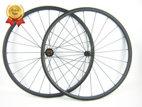 FREE TAX Super Light 990 Weight 20mm Tubular Carbon Fiber Road Wheel 700C 23mm Width 1420