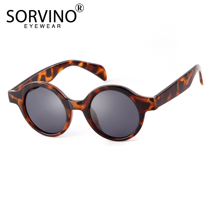 18d1ff92cd SORVINO Retro Small Red Round Sunglasses Brand Designer 2018 Women Unique  Ladies Fashion Tiny Circle Sun Glasses Shades SVN54-in Sunglasses from  Apparel ...