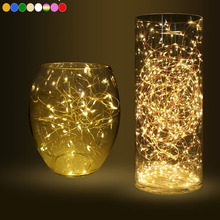USB Powered  LED String lights  Wire Fairy Light Garland  Home Christmas Wedding Party Decoration Lights цена и фото