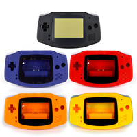 50sets Replacement housing case Plastic Shell Cover for Gameboy Advance for GBA Console