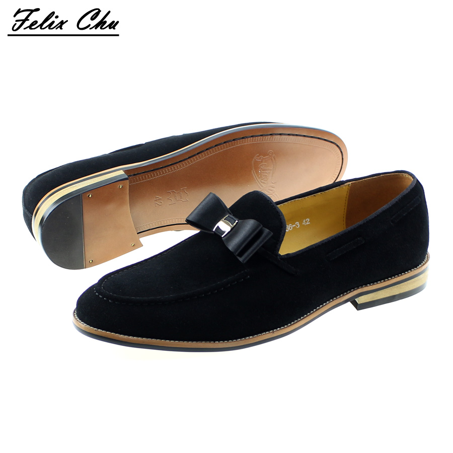 Brand New Men Genuine Leather Flats Man Casual Shoes Loafers Cow Suede Leather Weddng Party Black Handmade Formal Shoe D966-3 relikey brand men casual handmade shoes cow suede male oxfords spring high quality genuine leather flats classics dress shoes