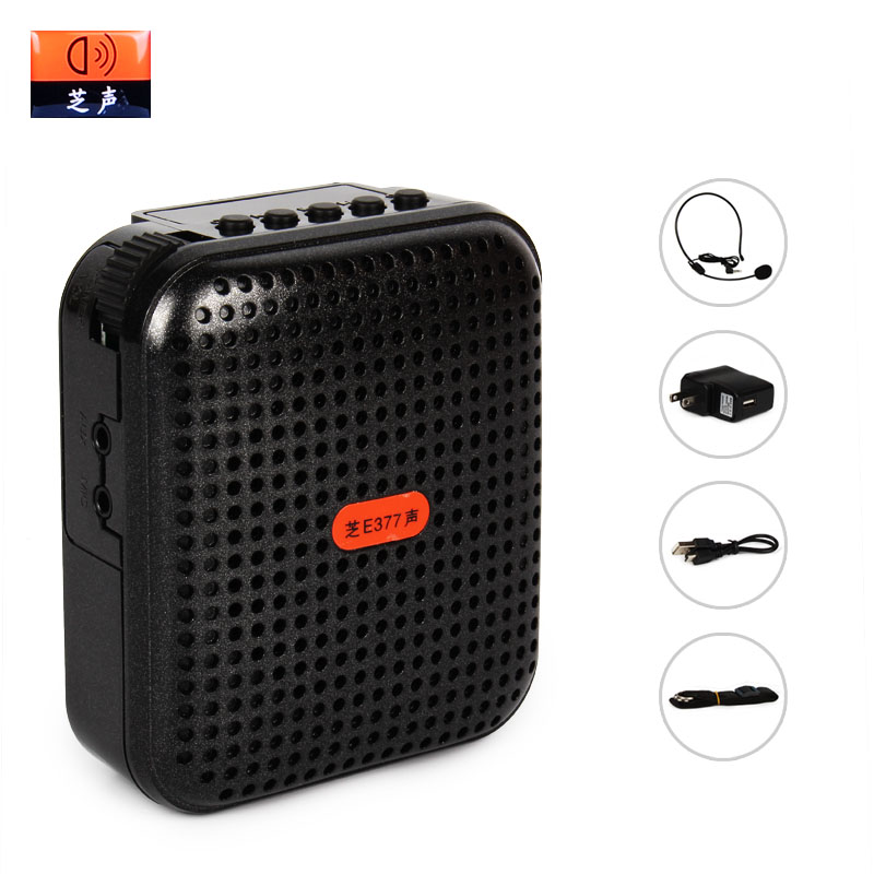 Portable Special Amplifier Megaphone For Tour Guide Sales Promotion Teacher With Headset Mic External Voice Loud Speaker