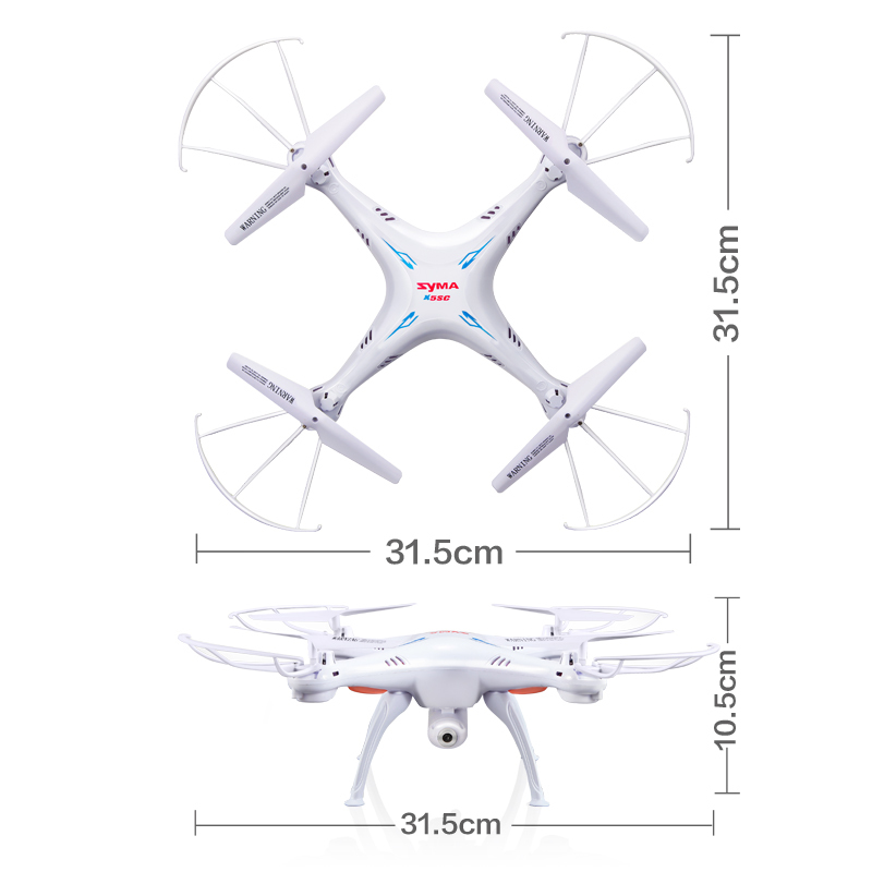 Syma X5SW Drone with WiFi Camera Real-time Transmit FPV Quadcopter (X5C Upgrade) HD Camera Dron 2.4G 4CH RC Helicopter #