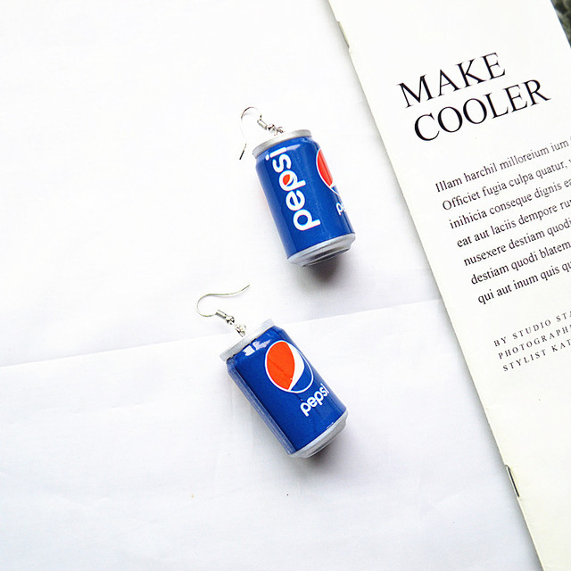 Soda Pop Earrings 1