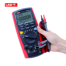 UNI-T UT71E Intelligente LCD-Digital-Multimeter temperatur 0.025% DCV genauigkeit, Auto manual range multimeter mit power test modus