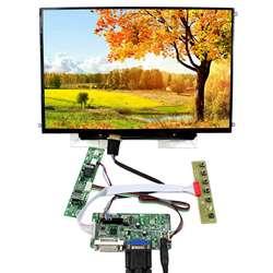 13,3 дюйма 1280x800 LTN133AT09 B133EW07 LP133WX2 ЖК-дисплей Экран с DVI VGA ЖК-дисплей плате контроллера RT2281