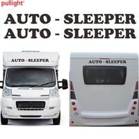 2 X Auto Sleeper Motorhome Caravan Travel Trailer Camper Van Kit Decals Car Sticker