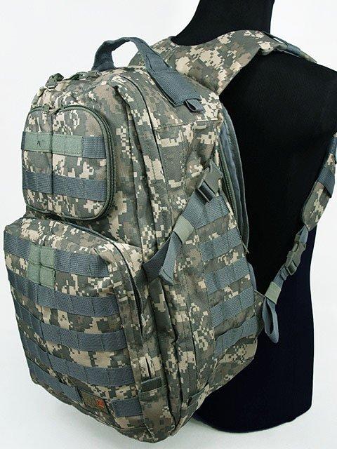 Patrouille 3 jours MOLLE assaut sac à dos numérique ACU CAMO